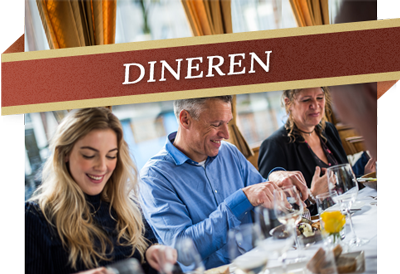 Rondvaart Diner Amsterdam